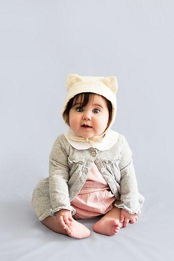 Ellie Fun Day Organic Cat Hat 51d0d14cf44a