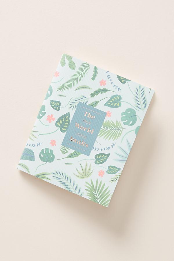 Lorelai Travel Journal - Blue