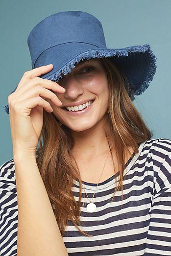 Frayed Bucket Hat 2fa9a717bac