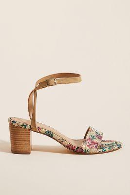 91cddf4b16 M4D3 Leather Heeled Sandals | Anthropologie