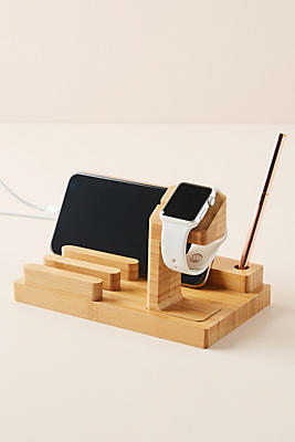 Slide View: 1: Desktop Charging Station