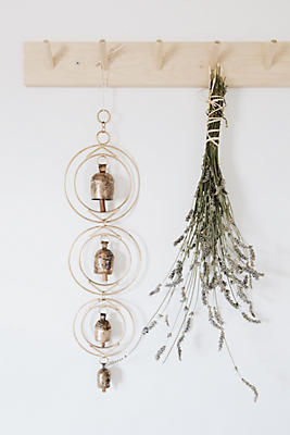 Slide View: 1: Connected Goods Handmade Copper Chime