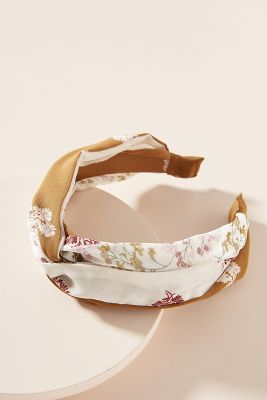 Growing Garden Headband by Anthropologie