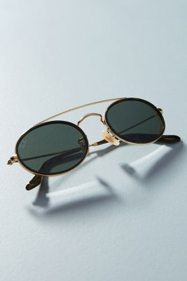 cc9da50b532 Ray-Ban Round Blaze Sunglasses
