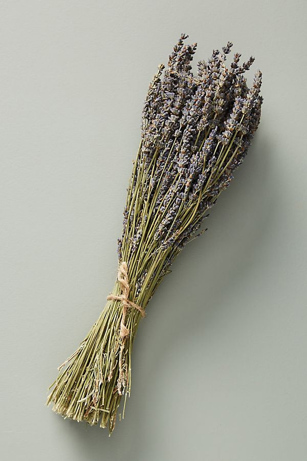 Slide View: 1: Dried Lavender Bouquet