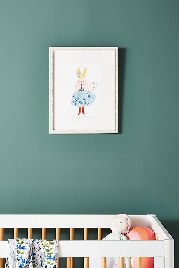 Slide View: 1: Usagi Skirt Wall Art