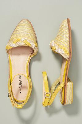 946dec76fc5b Fabio Rusconi Amina Woven Ballet Flats