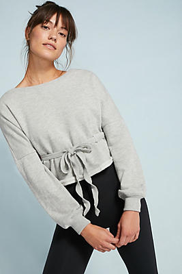 Slide View: 1: Free People Movement Charlotte Wrap Top