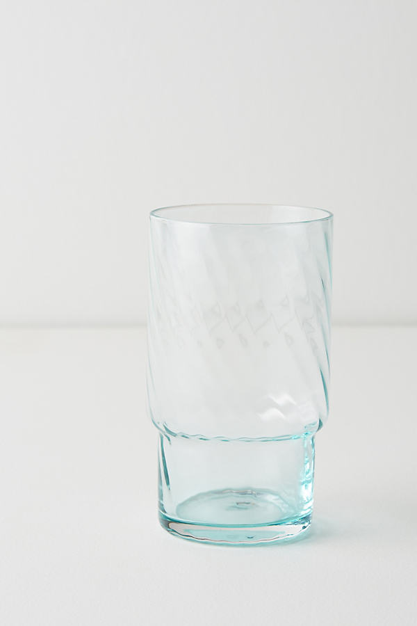 Set of 4 Bryce Tumblers - Blue, Size S/4Tumbler