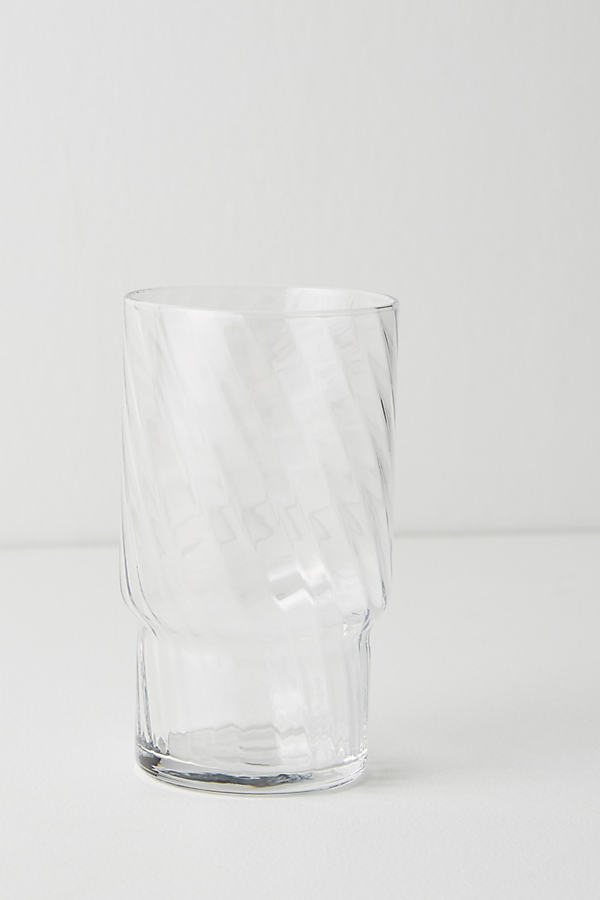 Set of 4 Bryce Tumblers - Clear, Size S/4Tumbler