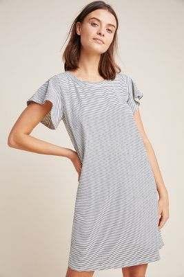 553ea60aa0e Flutter-Sleeved T-Shirt Dress  78
