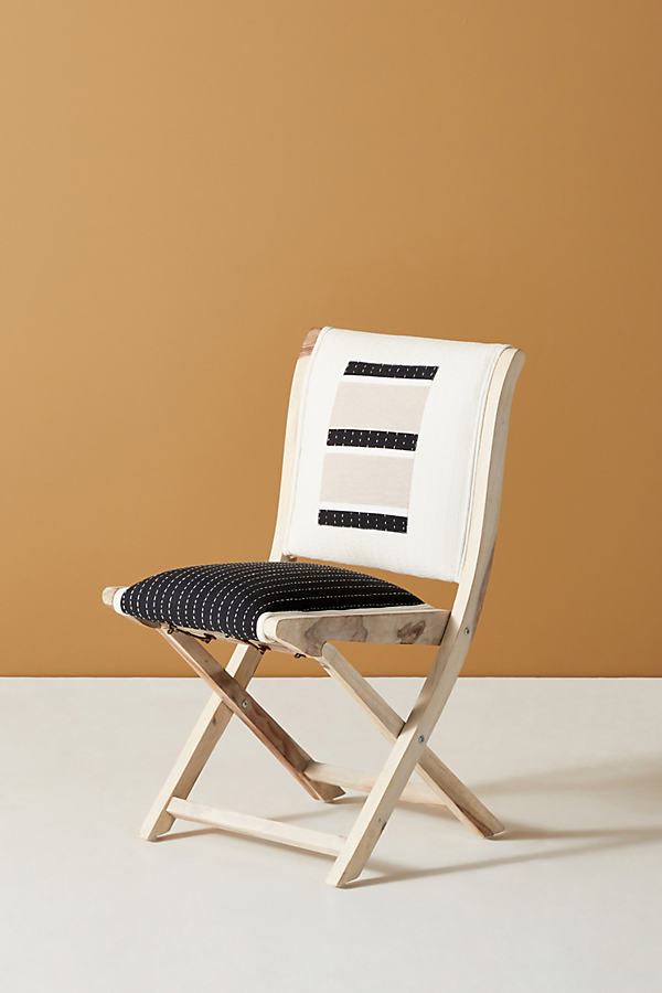 Louise Terai Folding Chair