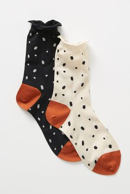 a294aed05 Hansel From Basel Mismatched Crew Socks  31
