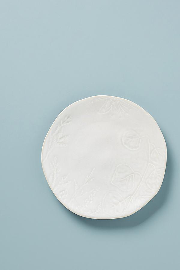 Set of 4 Selena Side Plates - Beige, Size S/4 Side P