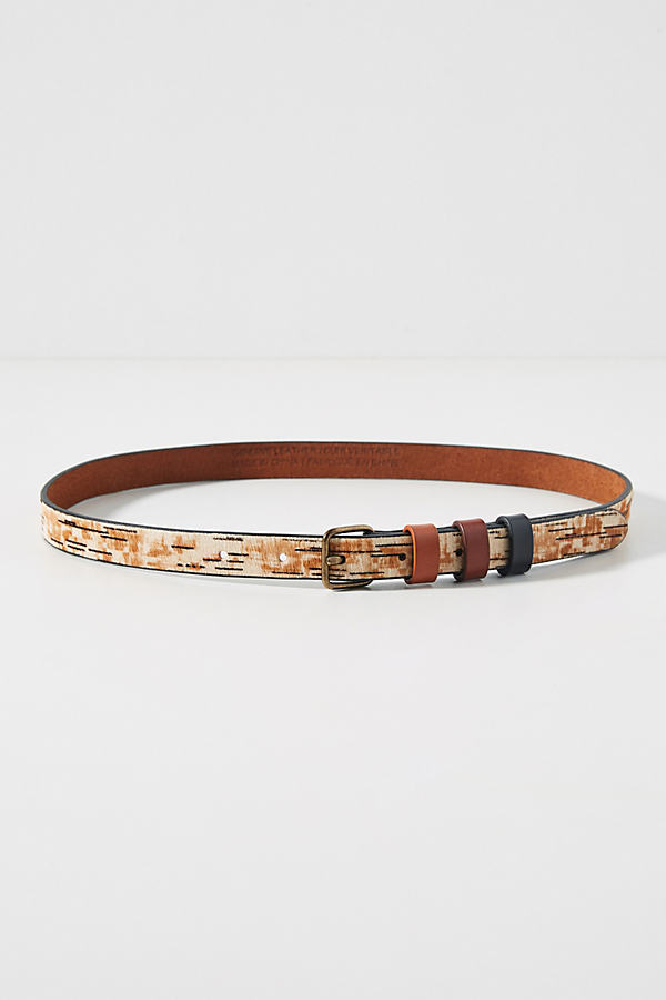 Jayma Belt - Assorted, Size M