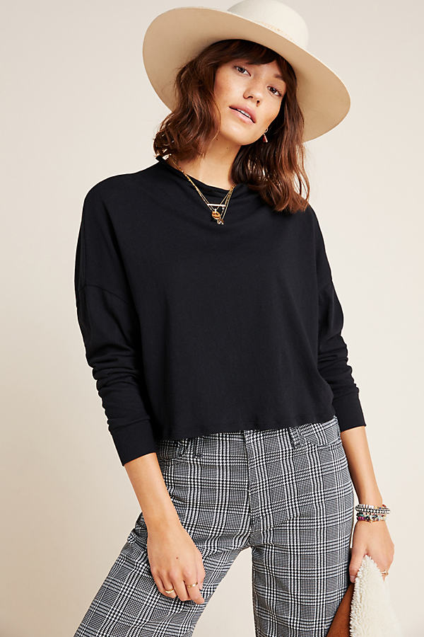 Macie Dolman-Sleeved Top