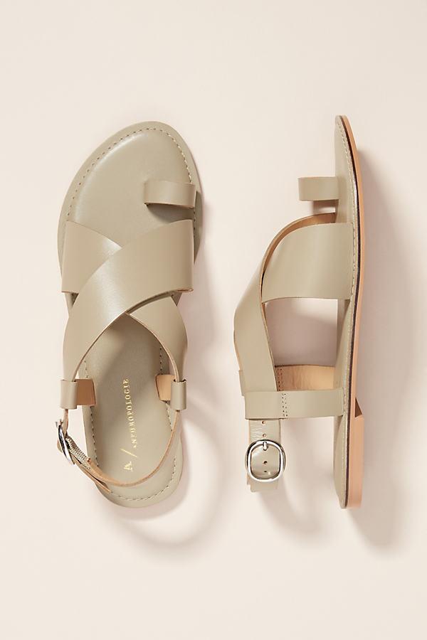 Perdita Toe-Loop Sandals