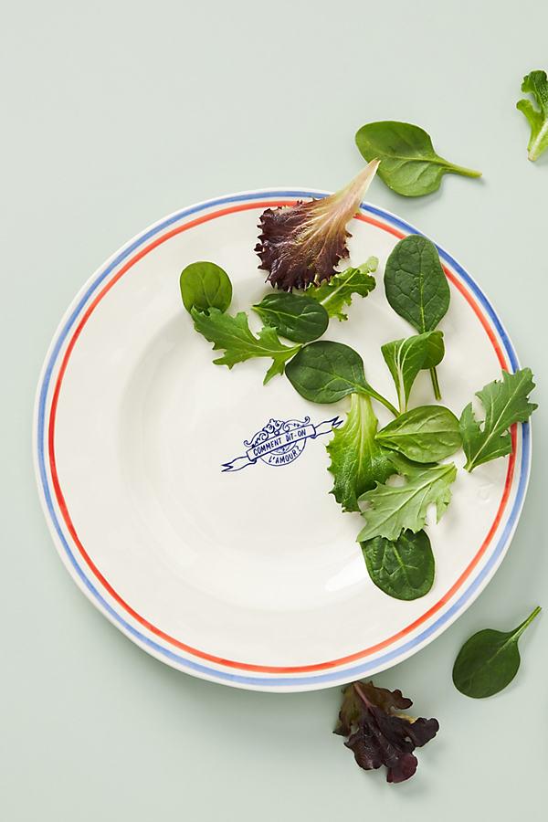 Clare V . For Anthropologie Maisonette Dinner Plate By . In Assorted Size Dinner