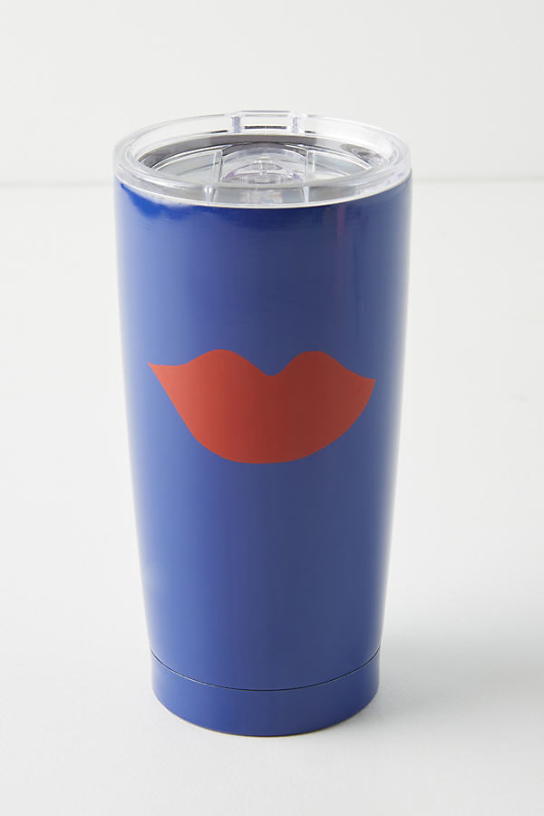 Clare V. for Anthropologie Francophile Travel Mug