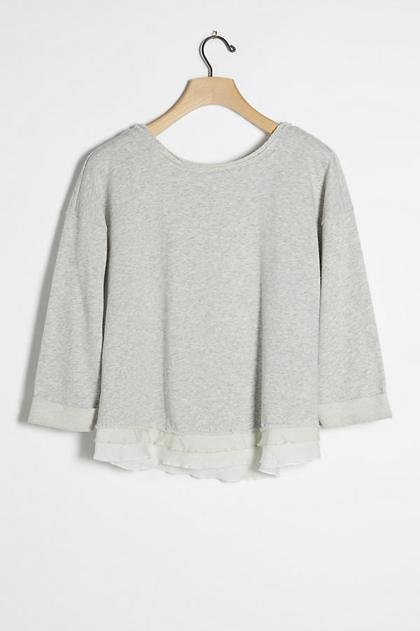 Ellie Boat Neck Sweatshirt
