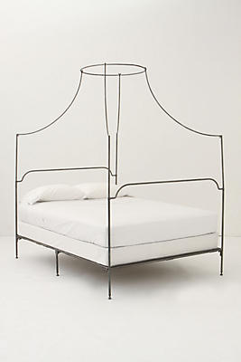 Canopybed campaign canopy bed | anthropologie