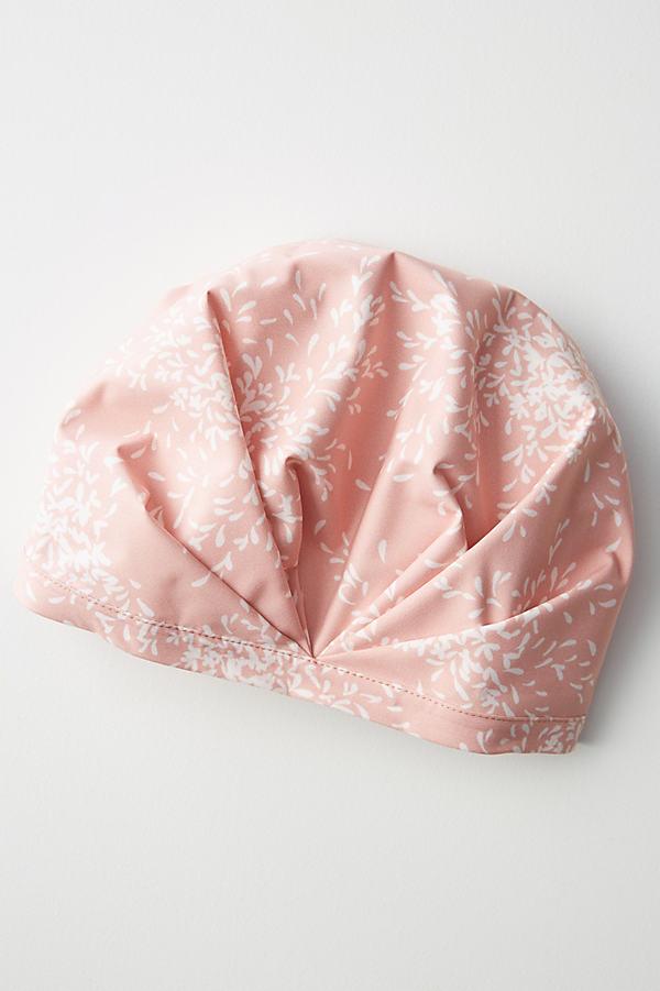 Shhhowercap The Basilica Shower Cap In Pink