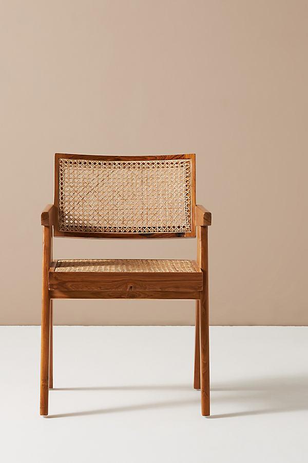 Ashton Caned Teak Dining Chair