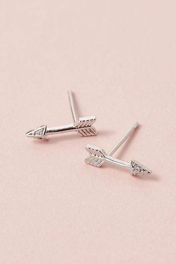 Arrow Post Earrings