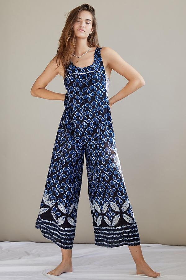 Camelia Wide-Leg Jumpsuit
