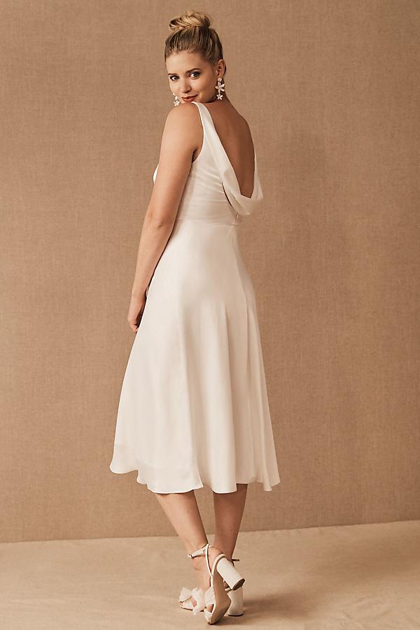 Jenny Yoo JENNY YOO LARA DRESS