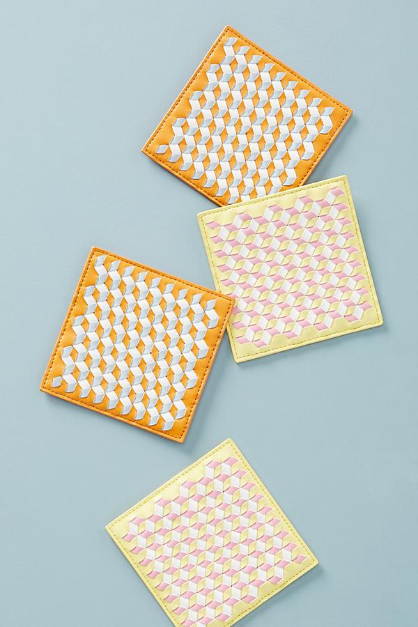 Set of 4 Clarise Coasters