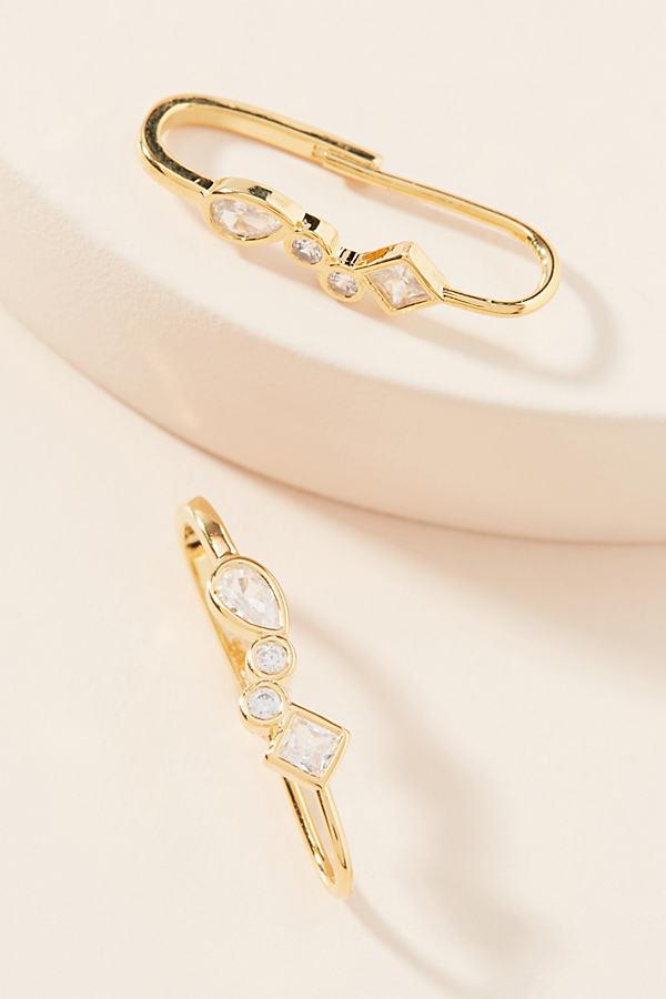 Madison Hoop Earrings