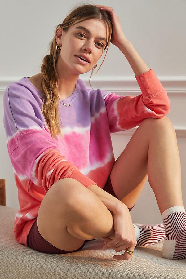 Sundry Gradient Tie-Dye Sweatshirt - Sundry - Modalova