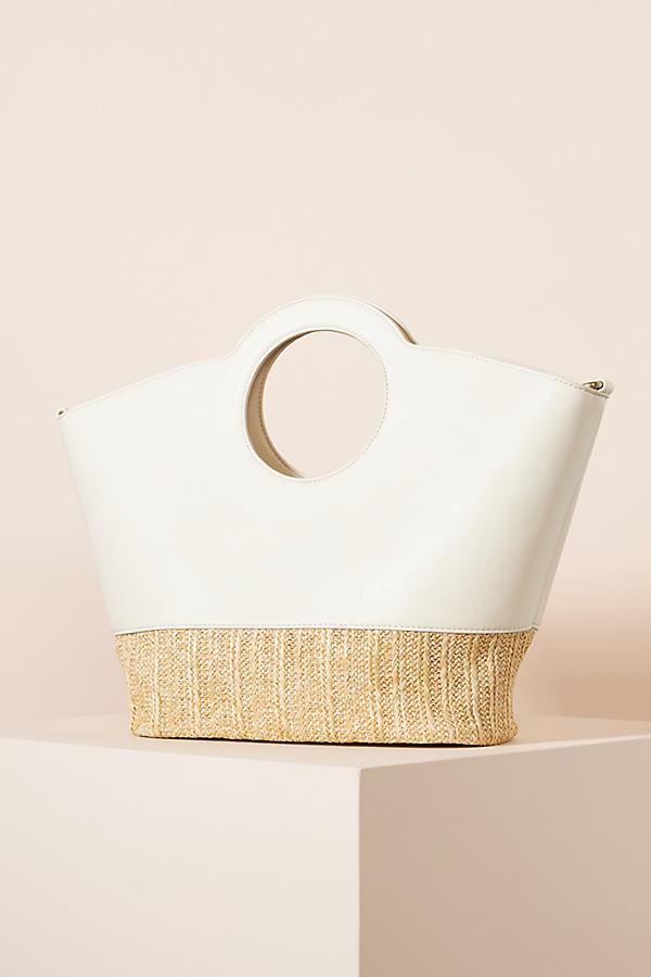Urban Originals Coastal Dream Tote Bag In White