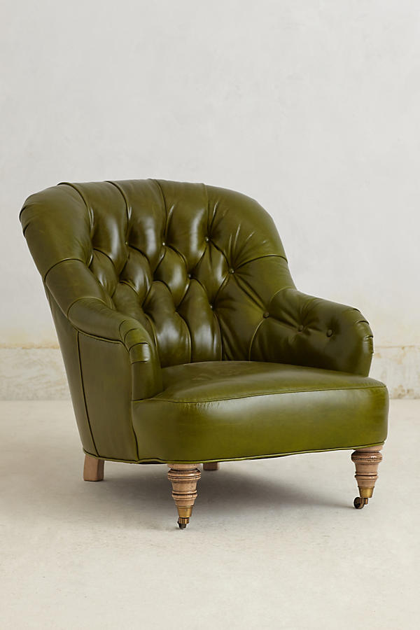 Leather Corrigan Chair