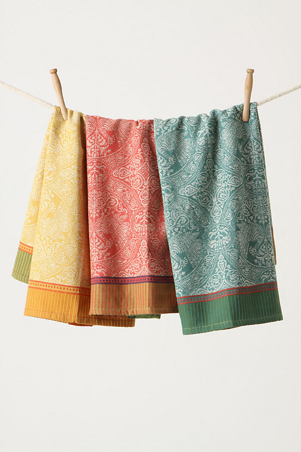 Tapestry Dishtowels