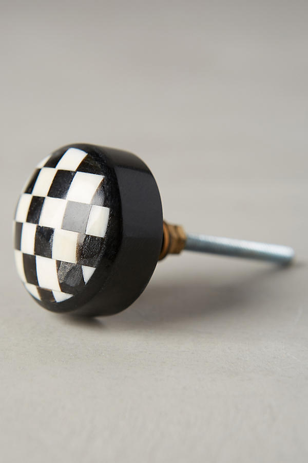 Slide View: 3: Checker Knob