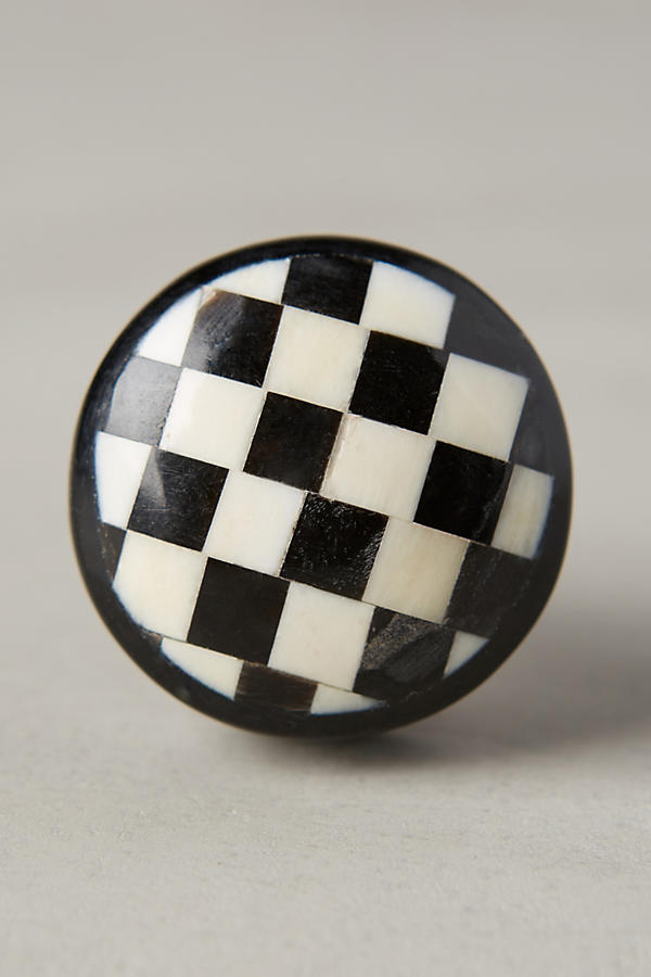 Slide View: 1: Checker Knob