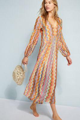 Bl-nk   Caroline Cover-Up Dress  -    A/S