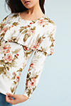 Thumbnail View 3: Ritchie Floral Ruffled Sweater