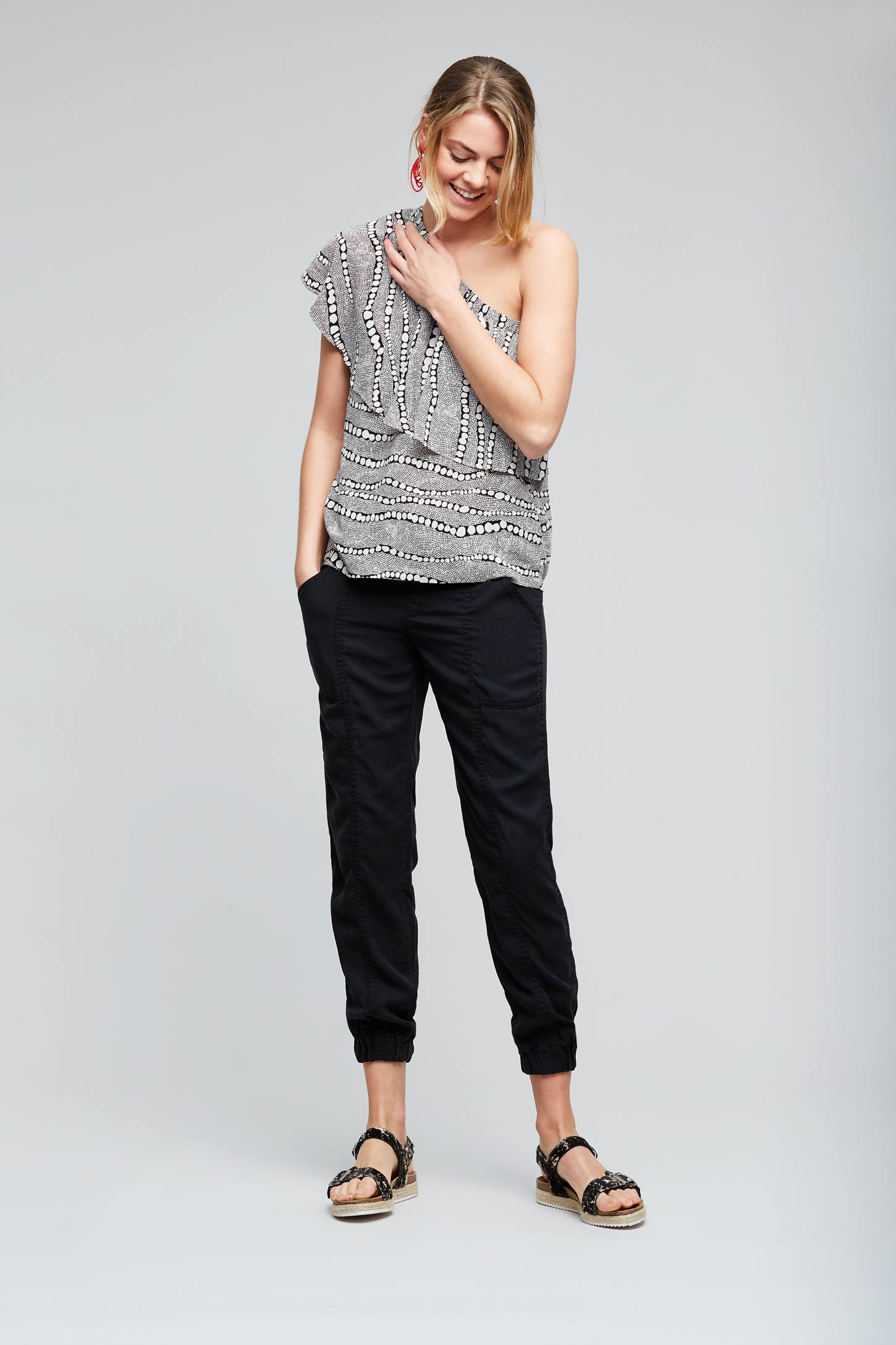 Slide View: 1: Madison Jogger Trousers