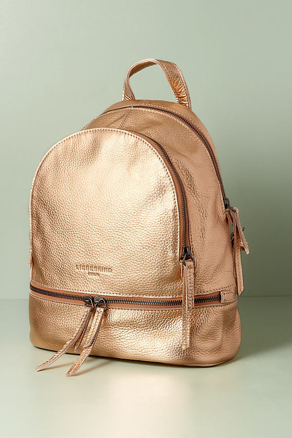Hiraeth Leather Rucksack - Copper