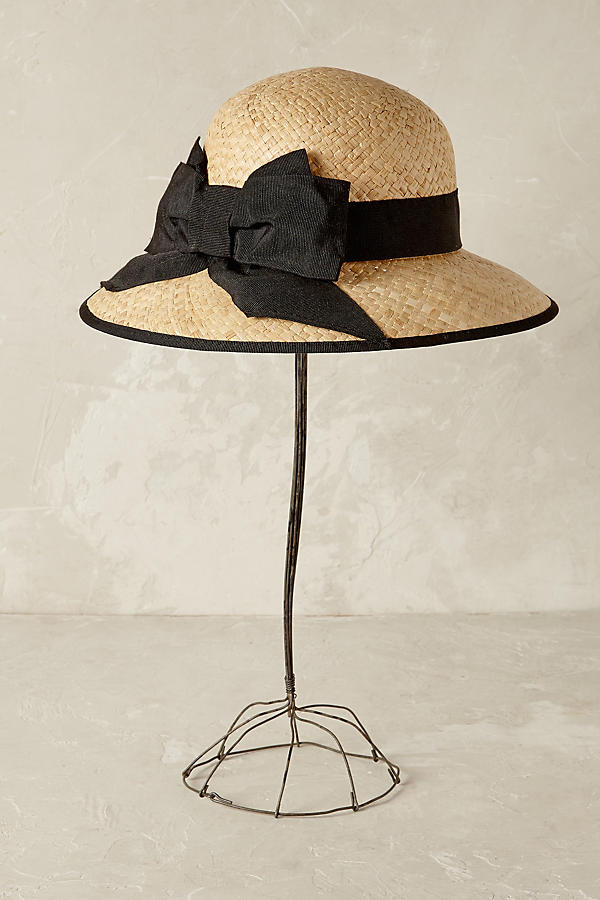 Slide View: 1: Gabrielle Bow Hat