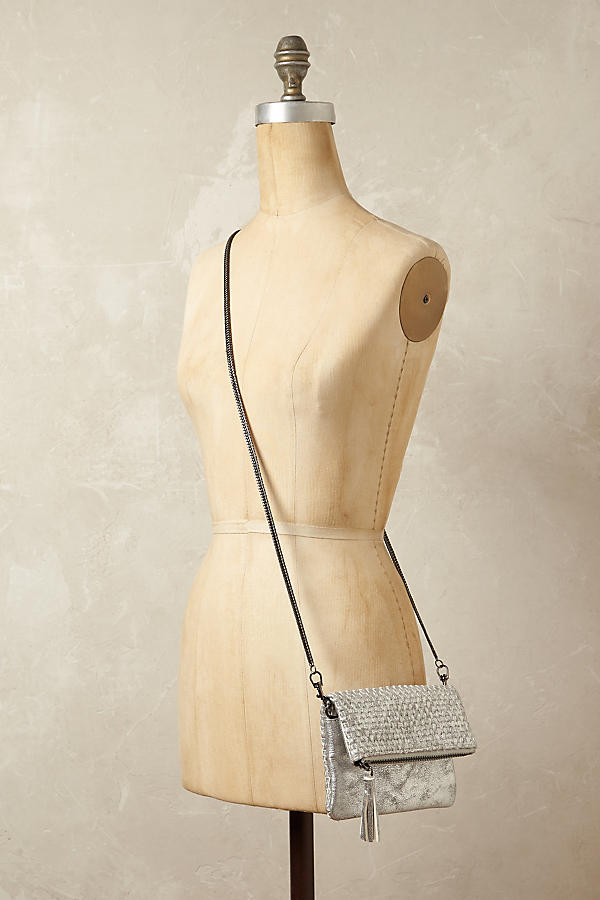 Slide View: 4: Argenta Vegan Leather Crossbody Bag