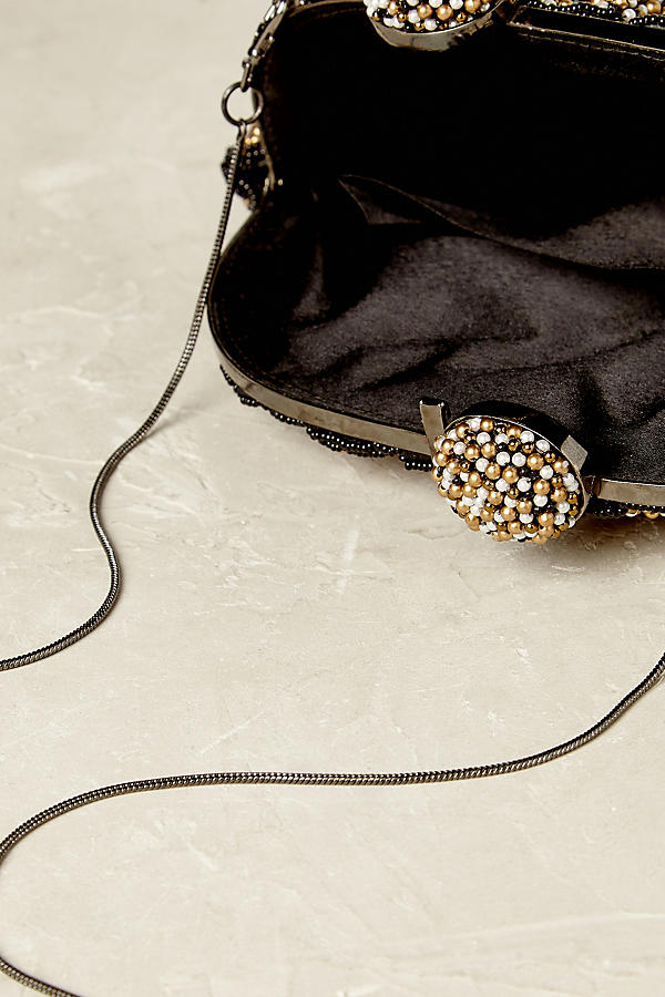 Slide View: 3: Almeria Beaded Clutch