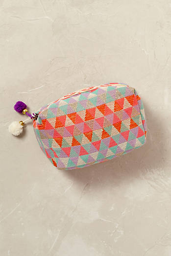 Tulum Make-Up Pouch