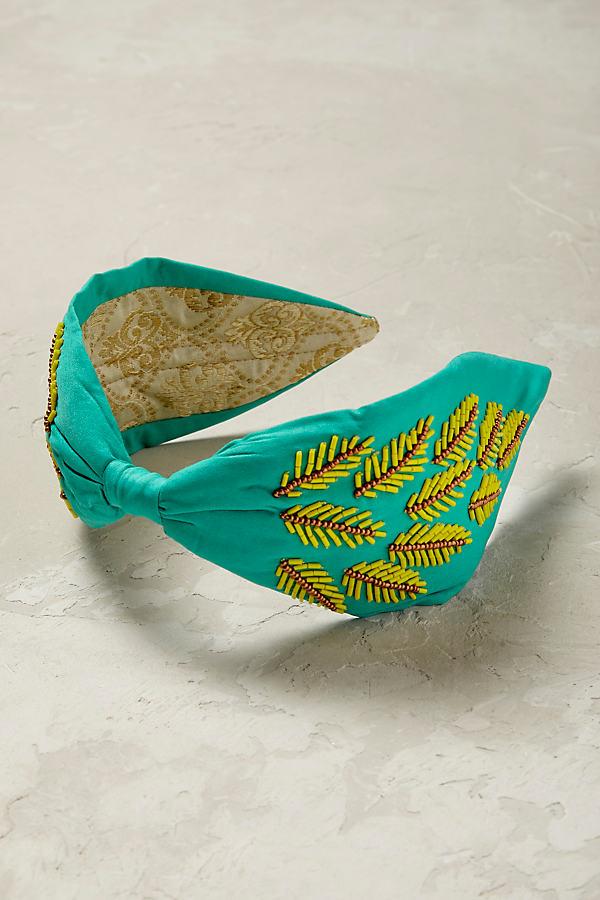 Noemi Hair Band - Turquoise