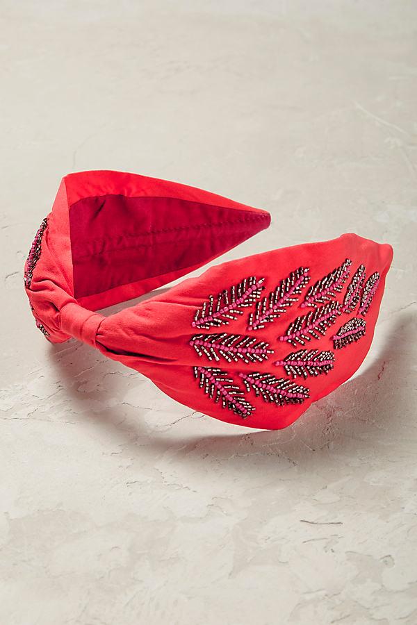 Noemi Hair Band - Red
