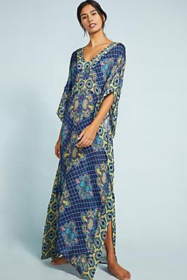 Slide View: 1: Meribina Cover-Up Dress