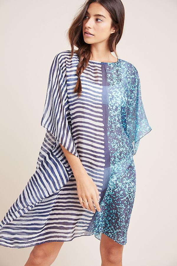 Sierra Silk Kaftan - Assorted, Size M/l